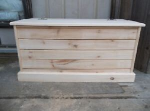 Children's Large Toy Chest Or Blanket Box