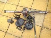 Reliant Axle