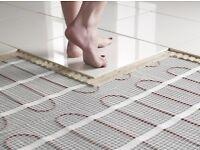 Aqua Mat Wetroom Under Floor Heating System Electric Mat 100W/m2 Bathroom Living