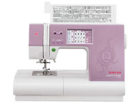 Machine à coudre Singer 9985 Sewing machine Singer 9985