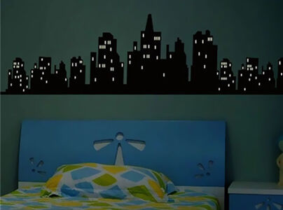 How to Create a Night Sky with Glow in the Dark Products