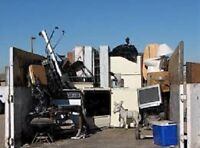PROFESSIONAL CHEAP RATES, SAME DAY SERVICE JUNK REMOVAL
