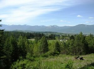 Lot for Sale in Creston BC Lot #3 Sun Ridge Road