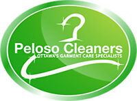 Peloso Cleaners, Ottawa's Garment Care Specialists!