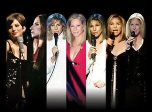 Barbra Streisand @ ACC on Aug. 23 - Section 308 - 4 Tickets