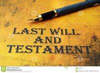 Last Will and Testament with Powers of Attorney