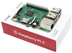 Kit Raspberry pi 3   Écran  LCD touch de 3,5  5 et 7 pouces