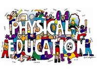 Physical Education Tutor