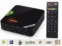 MUNGU TV – Android Based Smart TV Solution