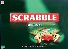 Scrabble Board Game (Excellent condition) Subiaco Subiaco Area Preview