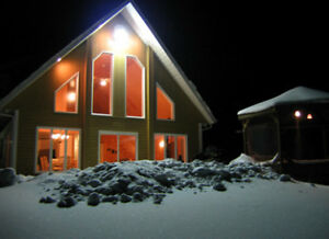cottage for rent chalet a louer