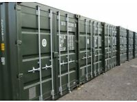 20ft Storage Container To Rent in West Malling. Secure & Dry, Gated Location