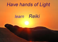 Reiki Certification Levels 1&2  May 5 (7-9pm) 6 & 7 (9am-5pm)