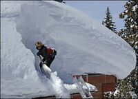 Roof snow removal - SAVE YOUR ROOF