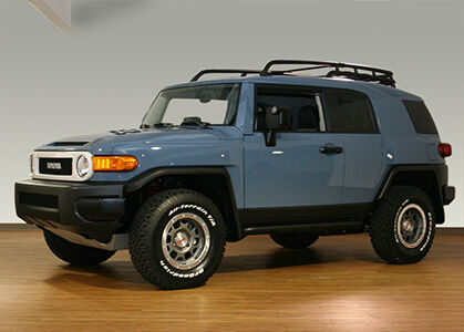 your guide to toyota fj cruiser special editions ebay. Black Bedroom Furniture Sets. Home Design Ideas