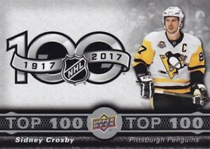 TIM HORTONS 100 CARD NHL HOCKEY CARD SET