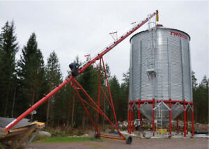 WheatHeart Grain Drying Augers