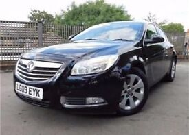 Vauxhall Insignia Immaculate low mileage 09 Petrol Manual