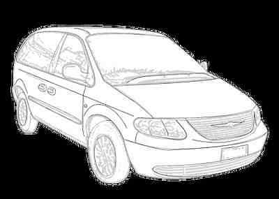 Chrysler Voyager / Grand Voyager / Dodge TnC Service Repair Manual