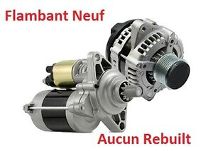 Demarreur Starter Flambant Neuf pour Ford F-150 F-250  F 350