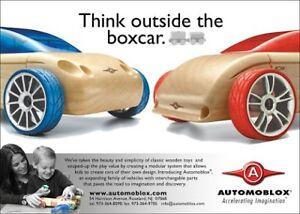 Brand New, Unopened Automoblox Vehicles