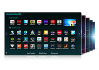 """Brand new 2015 60"""" Samsung Smart LED TV includes delivery"""