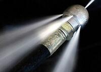 Lavage et débouchage d'égout à Pression