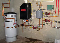 Medicine Hat - Hot Water Tank, Tankless Water Heater, Boilers