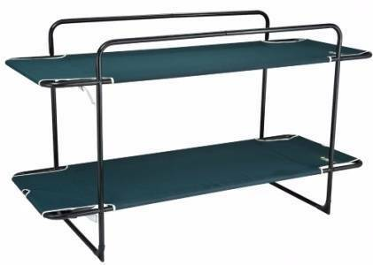 Oz Trail Double Bunk Camping Bed, in excellent condition