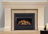 fireplaces, installs, conversions, hookups Peterborough