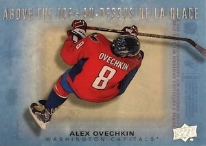 Alexander Ovechkin Tim Hortons Above the Ice 2015