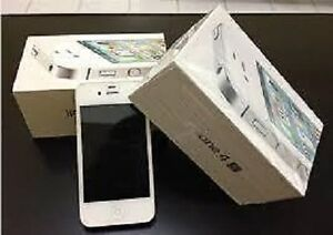 iPhone 4S For Sale, LNIB, Unlocked, White
