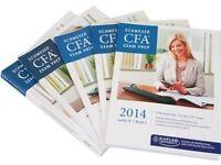 CFA level 3 Schweser books