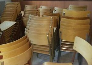 Various Wooden Chairs