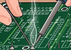 Electronic Component Soldering and Kit construction