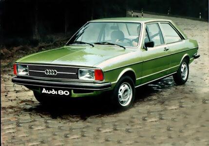 Audi 80 – Audis Mittelklasse vergangener Zeiten gut erhalten und restauriert