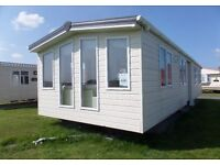Sited Double Glazed and Central Heated Static Caravan