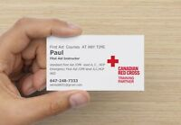 First Aid and CPR courses 24-7  Get your certificate for your j