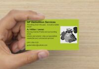 Grande Prairie Demolition Services