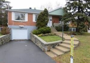 House for rent in Montreal (Roxboro - Pierrefonds)