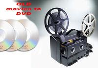 movies to DVD