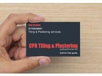 Tiling & Plastering services,Lincoln,Sleaford,Grantham.Newark.