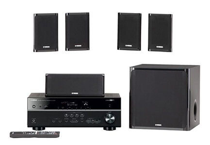 Top 10 surround sound systems ebay for Yamaha surround system review
