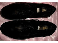 Leather Shoes - Size 41, black colour. Out of the box but hardly used