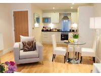 **Soothing Short Let serviced 1 bedroom in Lanterns Court Canary Wharf- Bills inc, free wifi, gym!