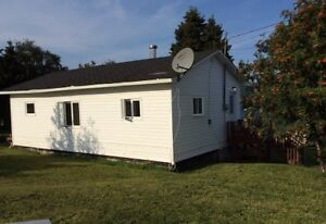 Small cabin type house for rent in Benoit's Cove NL $550/month/p