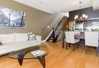 Luxury 2 bed 2 bath home in the heart of Danforth Village!