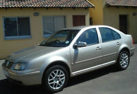 2005 Volks Jetta gls 1.8 - TRADE WITH DEALER ONLY FOR SMART FOR2