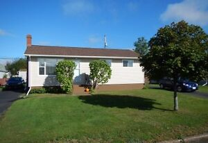 Well maintained and updated bungalow in excellent location