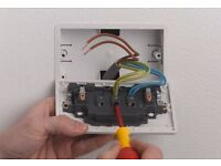 Fully Qualified Electrician, NICEIC Registered, Clean and Punctual Service, Competitive Rates